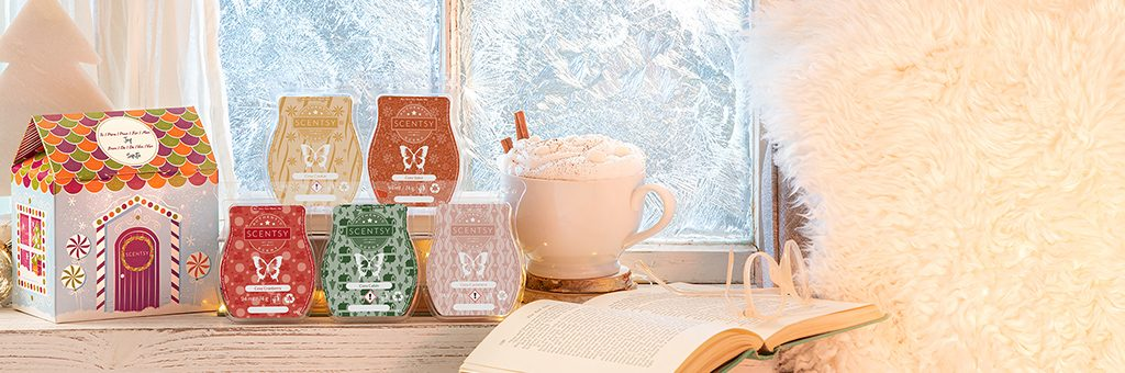 Scentsy Christmas Cosy Collection
